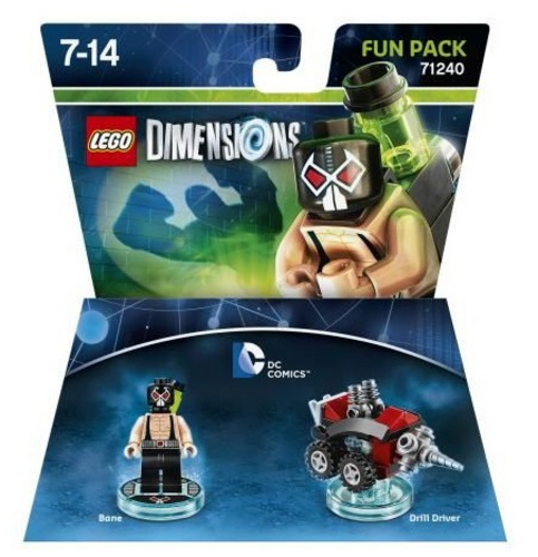 LEGO Dimensions Fun Pack - DC Comics Bane
