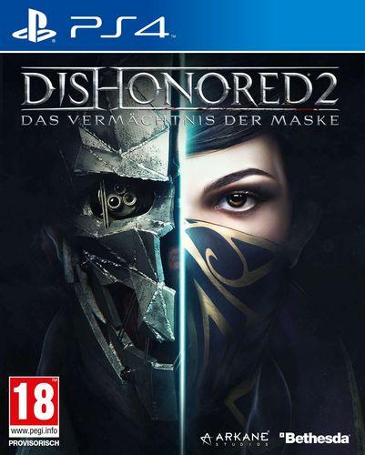 Dishonored 2 - Vermächtnis der Maske [PS4]