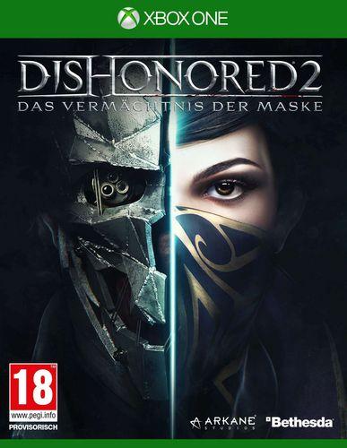 Dishonored 2 - Vermächtnis der Maske [XONE]