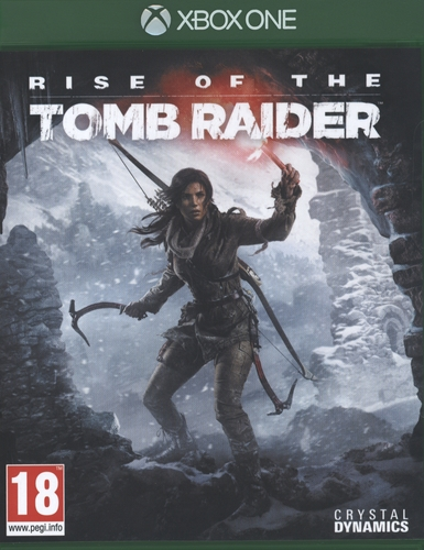 Rise of the Tomb Raider [XONE]