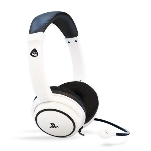 PRO4-40 Stereo Gaming Headset - white [PS4]