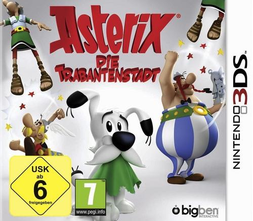 Asterix: Die Trabantenstadt