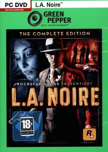 Green Pepper: L.A. Noire - The Complete Edition [DVD]