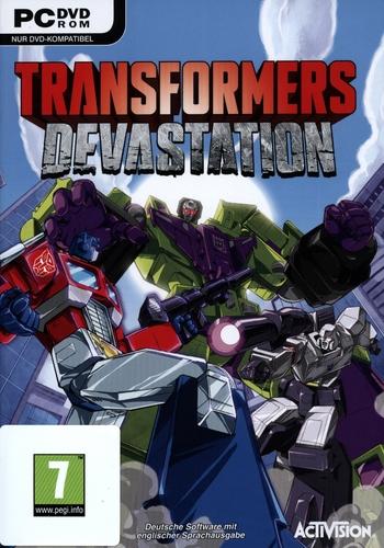 Transformers - Devastation [DVD]