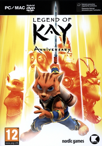 Legend of Kay - Anniversary [DVD]
