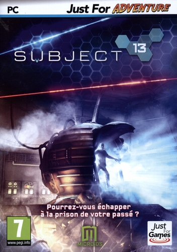 Subject 13 [DVD]