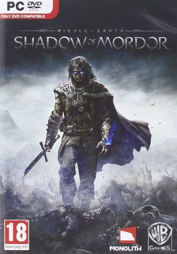 Middle-Earth : Shadow of Mordor [DVD]