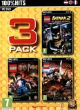 LEGO Pack 3 (Batman 2 + Harry Potter + Lord of the Rings) [DVD]