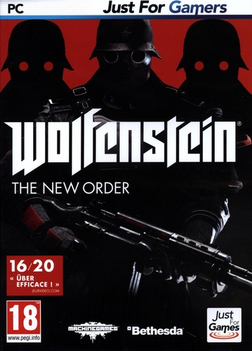 Wolfenstein The New Order [DVD]