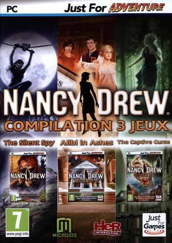Nancy Drew Compilation 3 jeux [DVD]