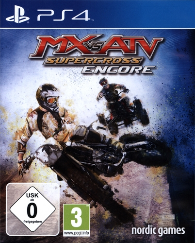 MX vs ATV: Supercross Encore [PS4]