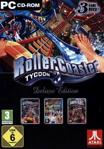 Pyramide: RollerCoaster Tycoon 3 - Deluxe Edition