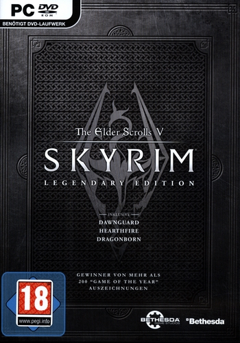 Pyramide: The Elder Scrolls V Skyrim - Legendary Edition [DVD]
