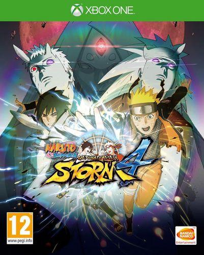 Naruto Shippuden Ultimate Ninja Storm 4 [XONE]