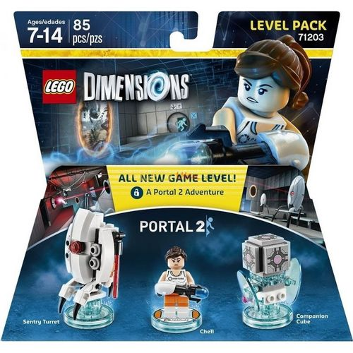 LEGO Dimensions Level Pack - Portal 2