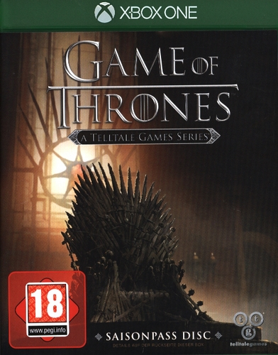 Game of Thrones - A Telltale Game Series [XONE]