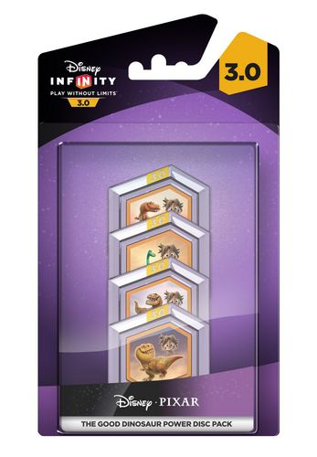 Disney Infinity 3.0 - The good Dinosaur Power Disc Pack
