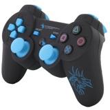 Dragon Shock Bluetooth PS3 Controller - black/blue