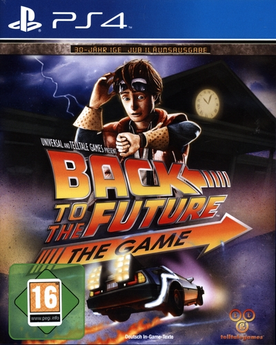 Back to the Future - 30th Anniversary Edition [PS4]