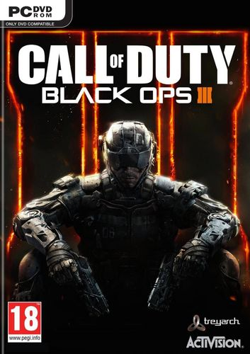 Call of Duty : Black Ops III [DVD]
