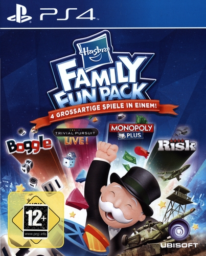 Hasbro Family Fun Pack [PS4]