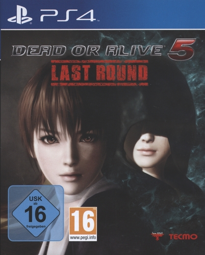 Dead or Alive 5 Last Round [PS4]