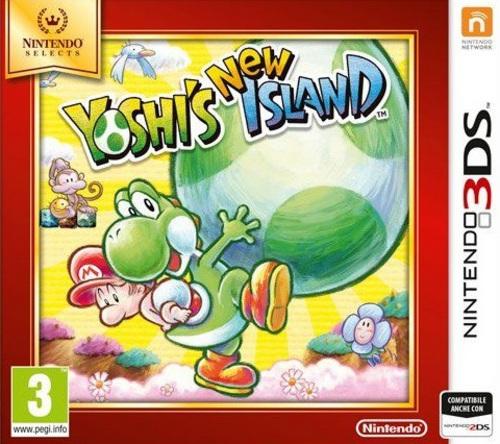 Nintendo Selects: Yoshi's New Island