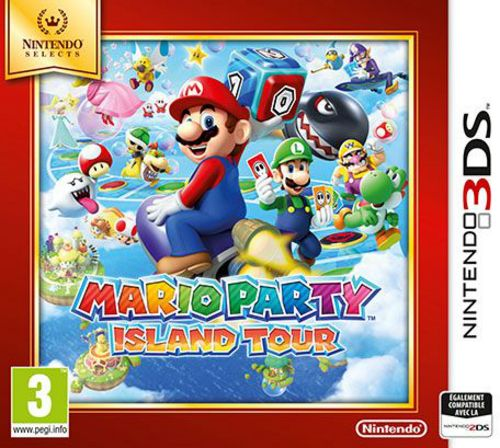 Nintendo Selects: Mario Party - Island Tour