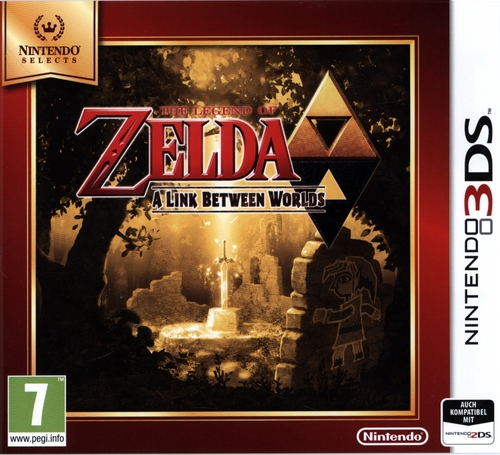 Nintendo Selects: The Legend of Zelda - A Link Between Worlds