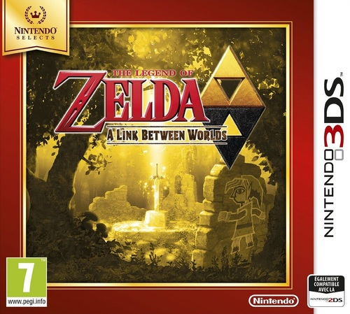 Nintendo Selects : The Legend of Zelda - A Link Between Worlds