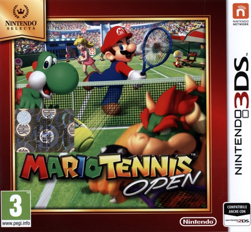 Nintendo Selects: Mario Tennis Open
