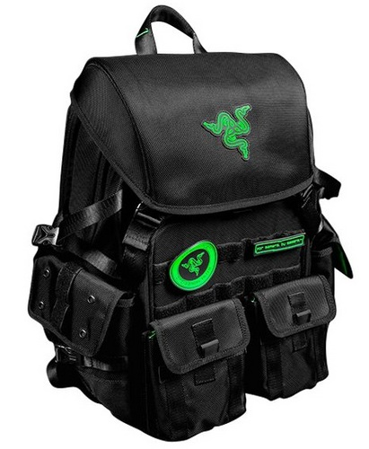 Razer Tactical Backpack - black