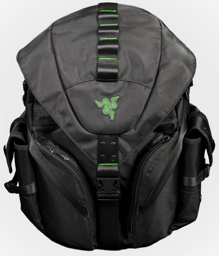 Razer Mercenary Backpack - black