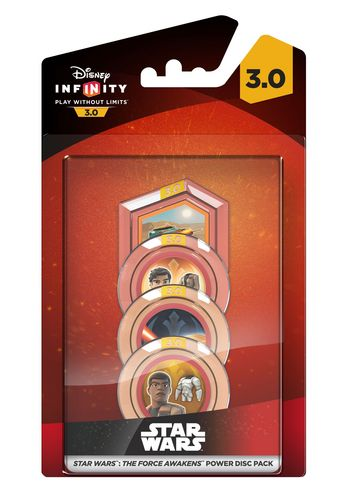 Disney Infinity 3.0 - Star Wars The Force Awakens Power Disc Pack