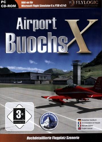 Airport Buochs X für FSX und Prepar3D V2/V3 [Add-On]