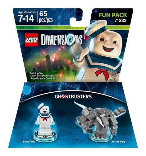 LEGO Dimensions Fun Pack - Ghostbusters Stay Puft