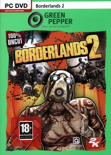 Green Pepper: Borderlands 2 [DVD]