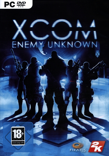 Pyramide: XCOM Enemy Unknown [DVD]