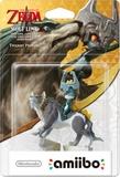 amiibo The Legend of Zelda Character - Wolf Link