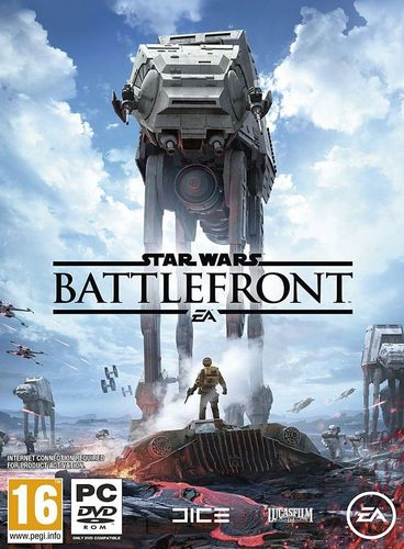 Star Wars: Battlefront [DVD]