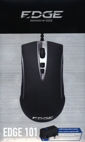 EDGE 101 Optical Gaming Mouse 6400 DPI