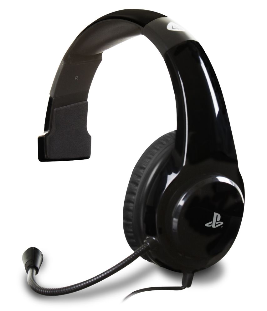 pro4 mono gaming headset black ps4. Black Bedroom Furniture Sets. Home Design Ideas