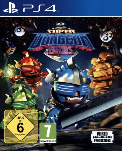 Super Dungeon Bros. [PS4]