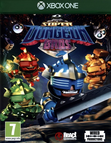 Super Dungeon Bros. [XONE]