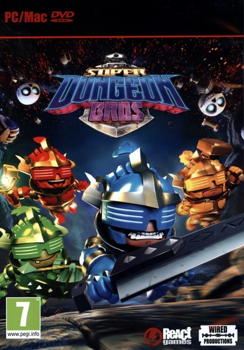 Super Dungeon Bros. [DVD (F/E)