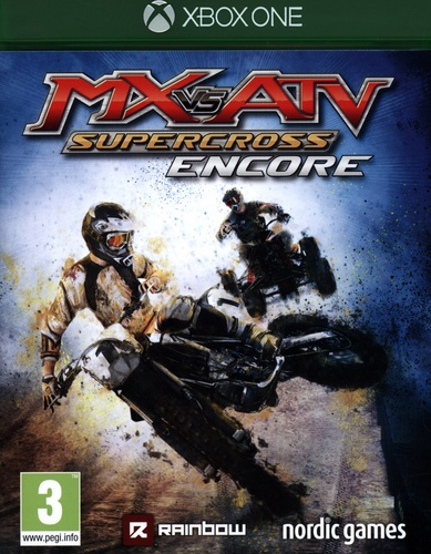 MX vs ATV: Supercross Encore [XONE] (F/E)