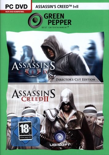 Green Pepper: Assassin's Creed 1+2 [DVD]