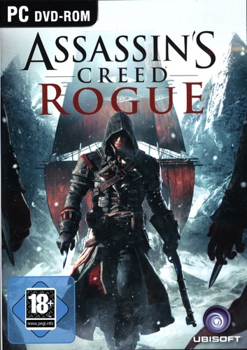 Pyramide: Assassin's Creed - Rogue [DVD]