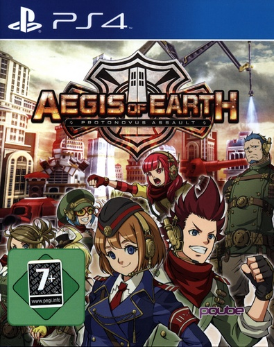 Aegis of Earth: Protonovus Assault [PS4] (E/d)