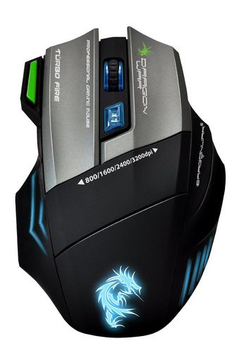 G9 Thor Wired Gaming Mouse incl. Mousepad